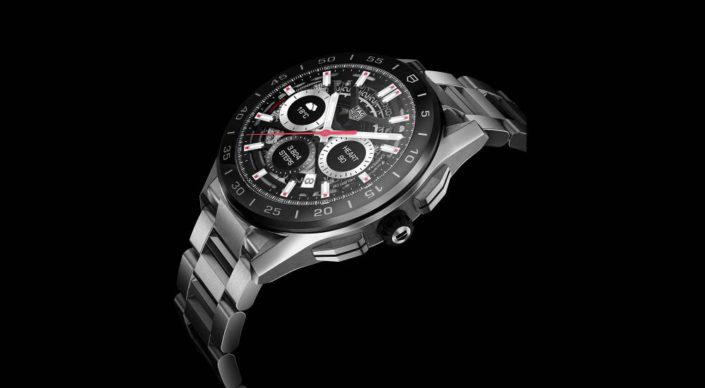 TAG Heuer launches third generation luxury connected watch in New York