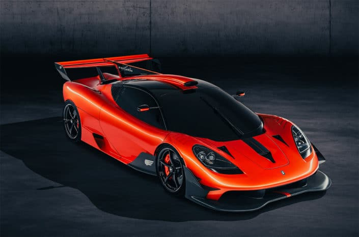Gordon Murray Automotive reveals the T.50s